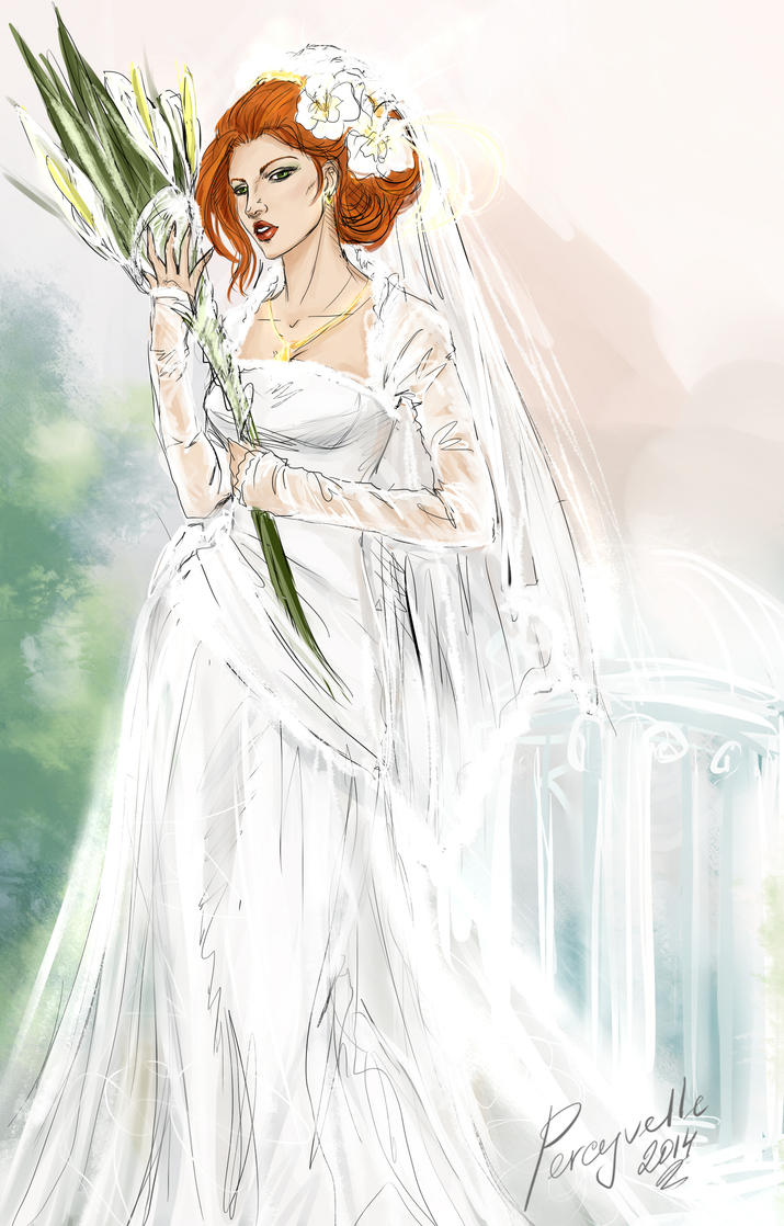 Bride by Percyvelle