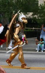 Me In Dragoncon Parade 2007