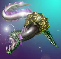 Aquatic Creature Concept