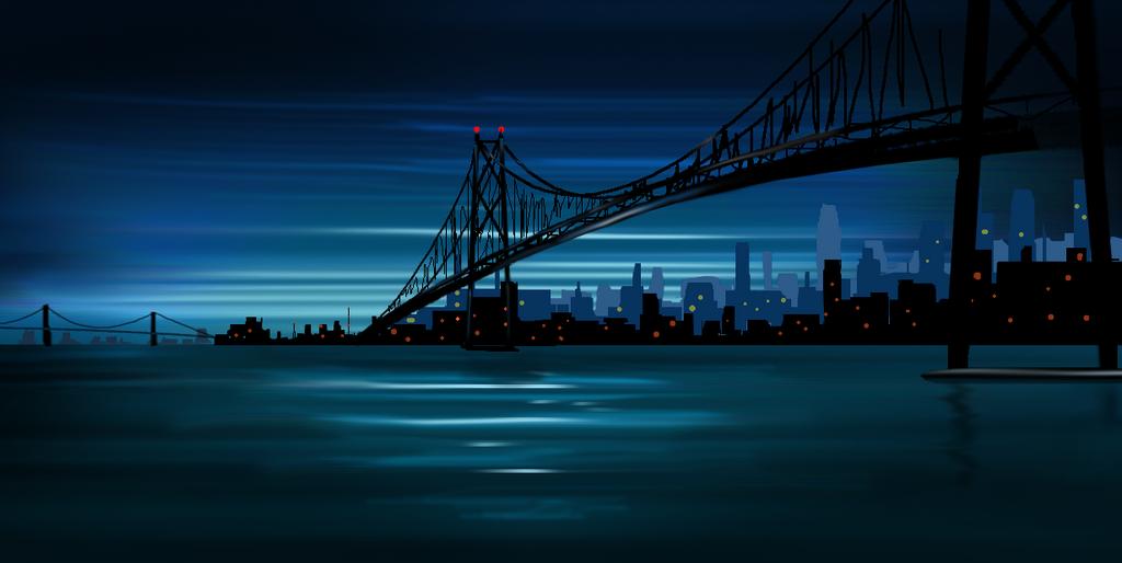 Cityscape by hyperjet