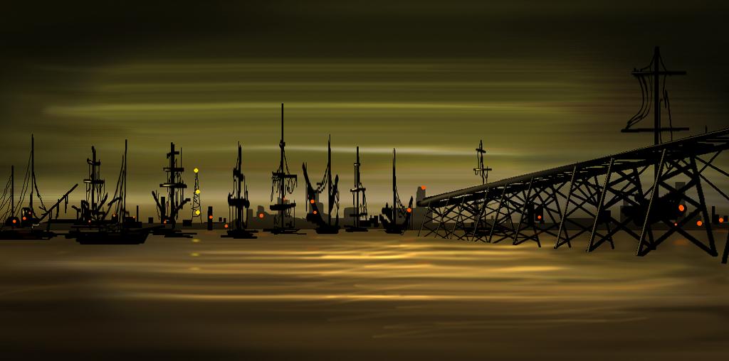 Pier by hyperjet