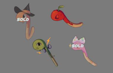 Yokai Pocky Adopt Batch 2/4 Halloween EDITION OPEN