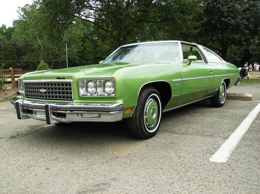 76' Chevrolet Impala by Madame-Fluttershy on DeviantArt
