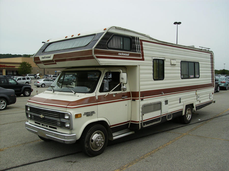 Chevy Van 30 Motorhome Pictures To Pin On Pinterest