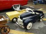 Classic pedal cars