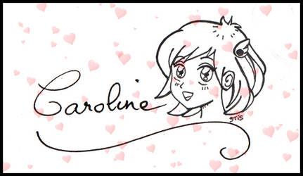 Caroline T-02 by NhoBhodhy