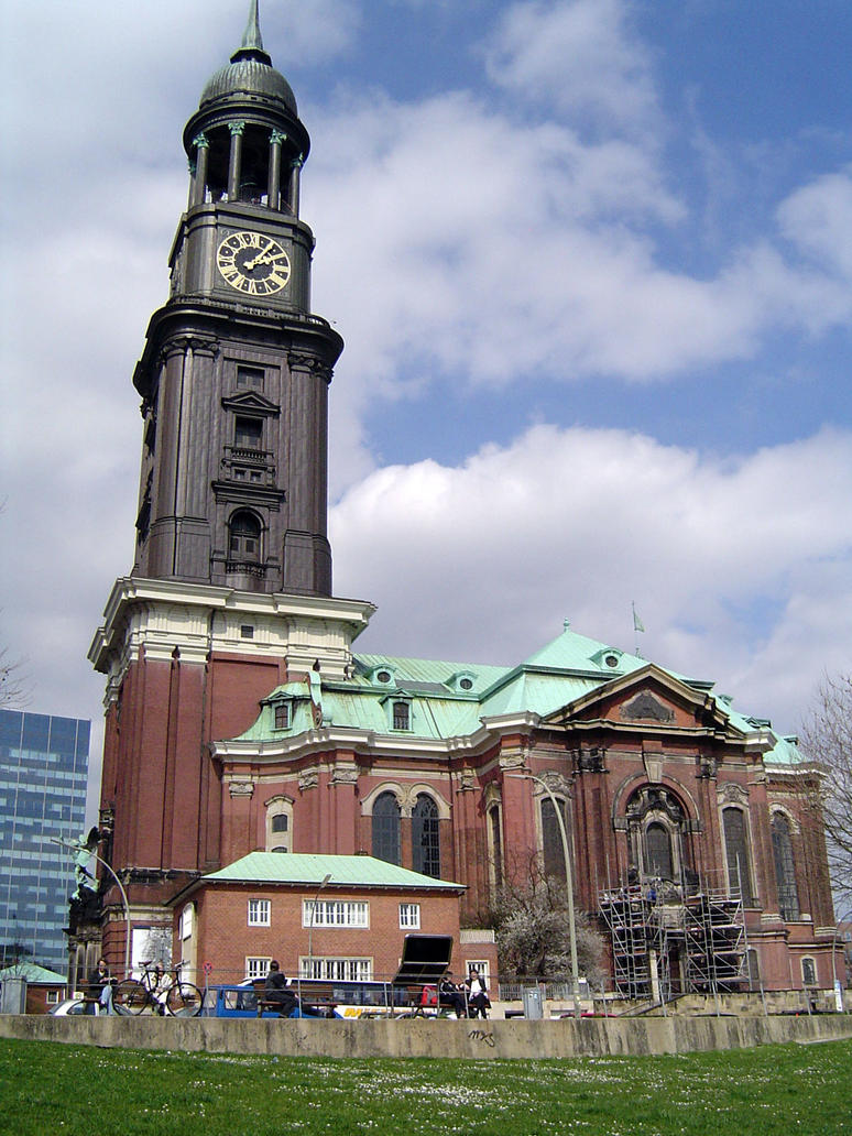 This is St. Michael's church by leongrund