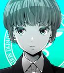 akane tsunemori 1st season face