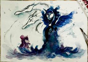 MLP Luna's Future by MashiroMiku