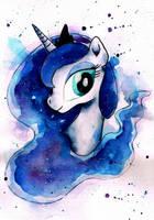 MLP Princess Luna by MashiroMiku