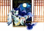 MLP Luna Kimono
