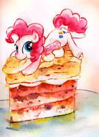 MLP Cake PP by MashiroMiku