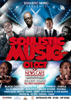 Soulistic Music Night by ThaboThabiso