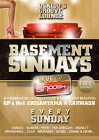 Oskido presents Basement Sundays by ThaboThabiso