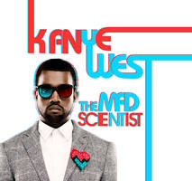kanye West - The mRap Scientist by ThaboThabiso
