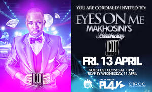 Mr Makhosini - Eyes On Me invite by ThaboThabiso