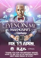 Mr Makhosini - Eyes On Me DigiAd by ThaboThabiso