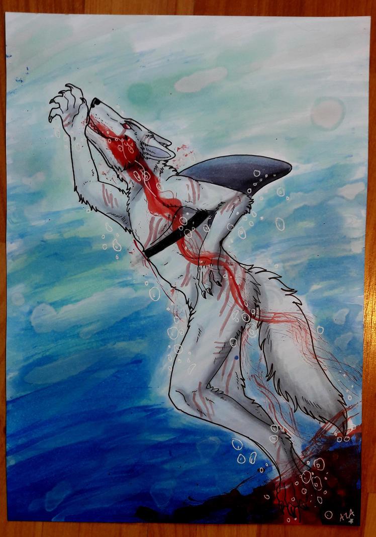 JAWS (Werwolf edition) by Ariade