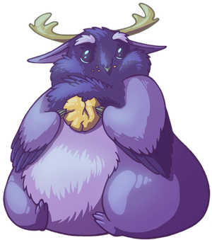 Moonkin and cookie