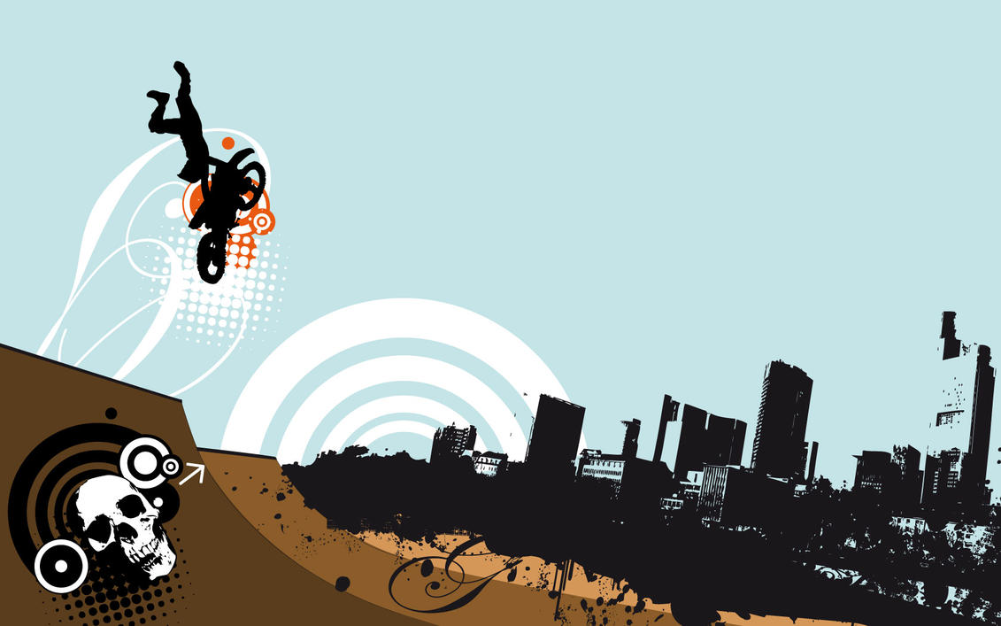 urban-fmx-wallpaper by loosy