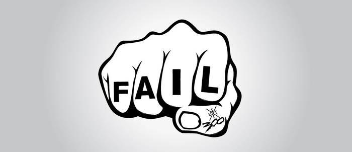 The Fist of FAIL