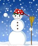 Snowboy by morrighan03
