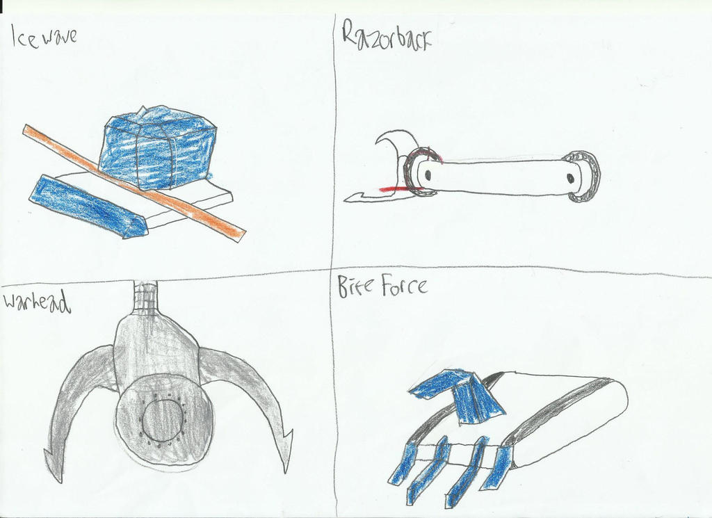 Battlebots One by JumbotheElephant232