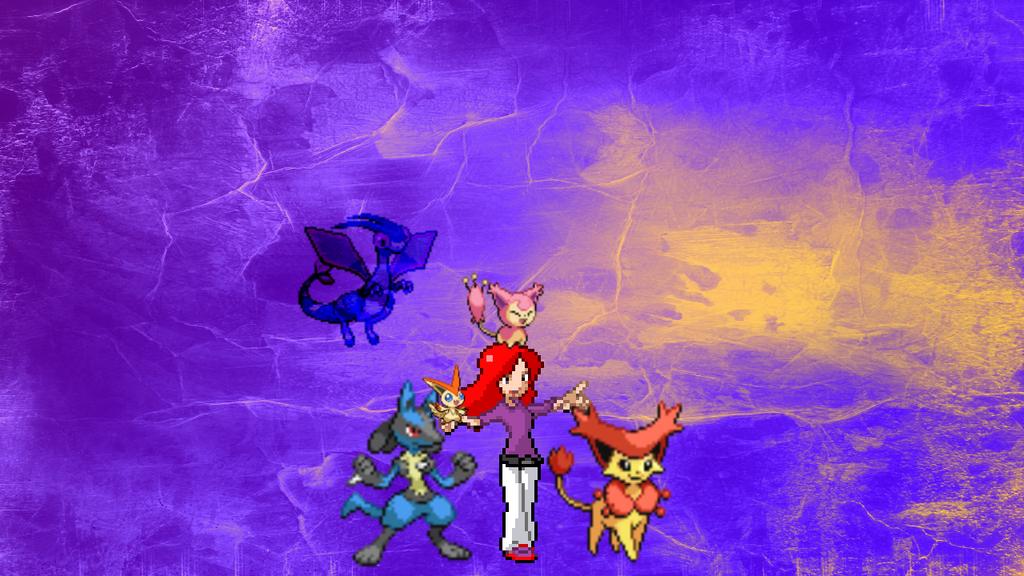 Top 10 Favorite Pokemon TITLE CARD for Shiny.Co by DarkWolfWavius