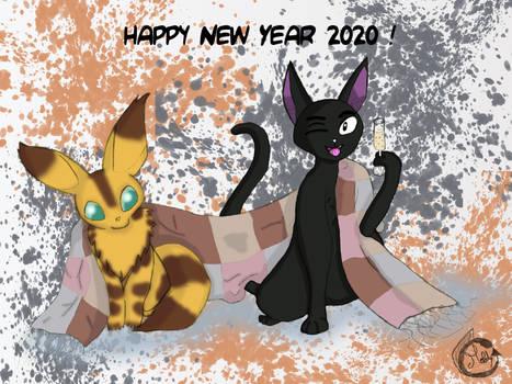 Happy New Years 2020 !