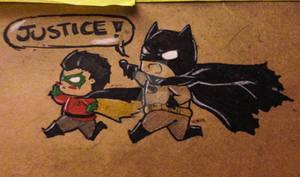 Justice XP