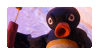 pingu stamp by Ettio