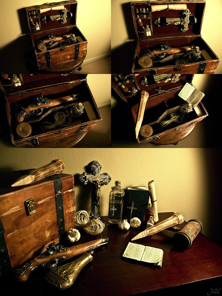 Vampire Hunter Kit by John-Genova