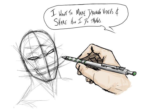 Kenn-sketching by Bohma