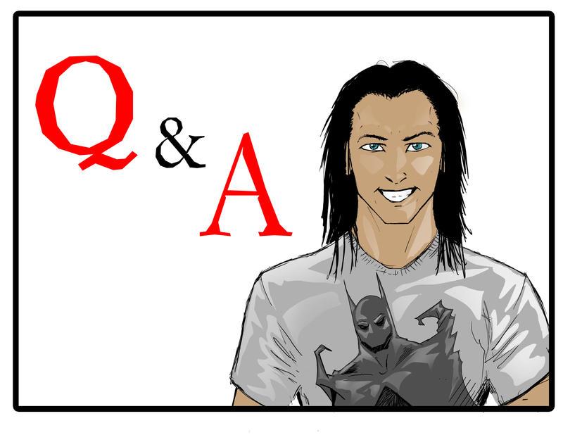 QandA with Kenn by Bohma