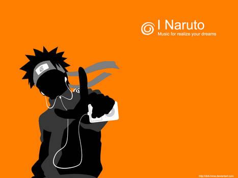 Naruto IPod Style