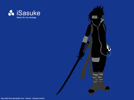 Request: iPod Sasuke by Didi-hime