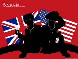 APH - Uk and Usa iPod by Didi-hime