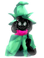 Deltrarune | Ralsei by Gotta-Sweep