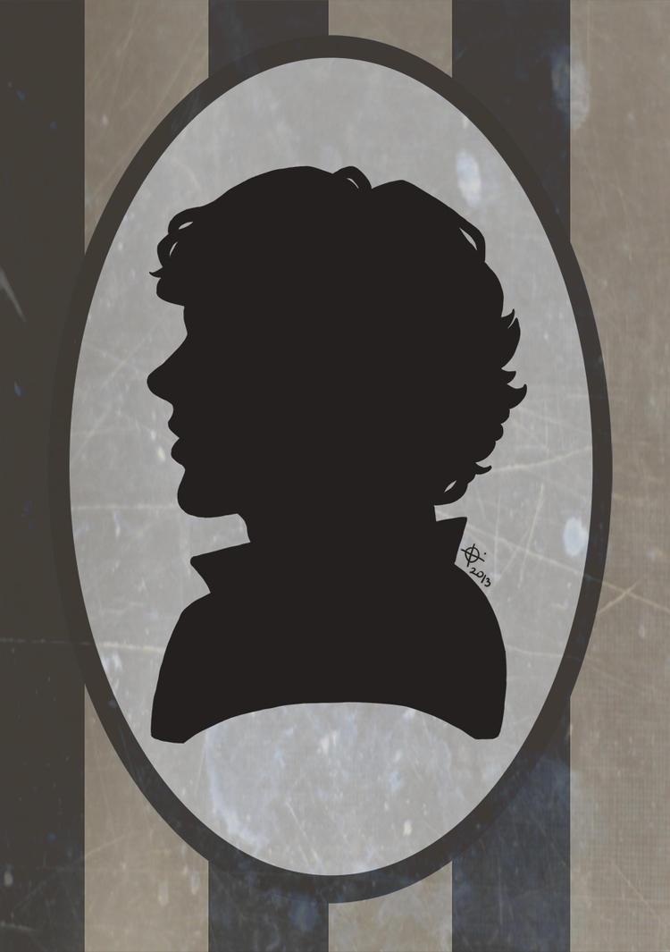 Sherlock. by BulletForRevenge