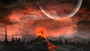 Desolate Planet