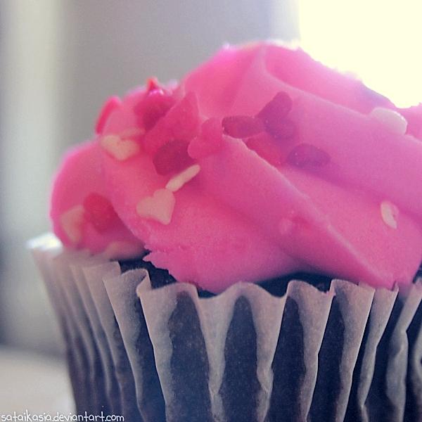 little cupcake by sataikasia