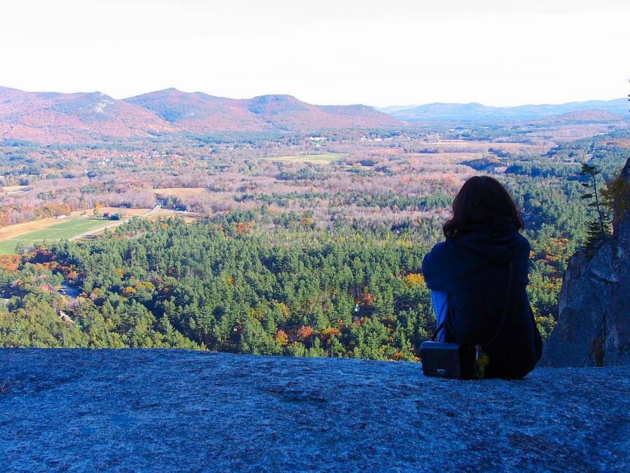 Autumn solitude by sataikasia
