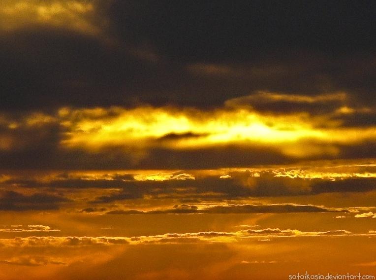 early morning Colorado by sataikasia