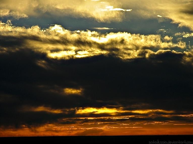 Sunrise in Colorado by sataikasia