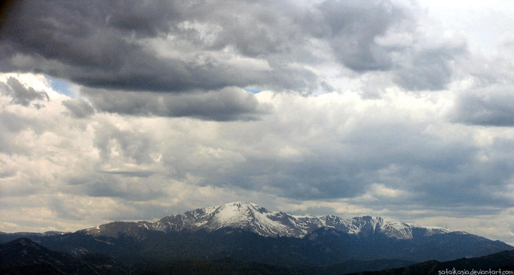 Rockies Colorado by sataikasia