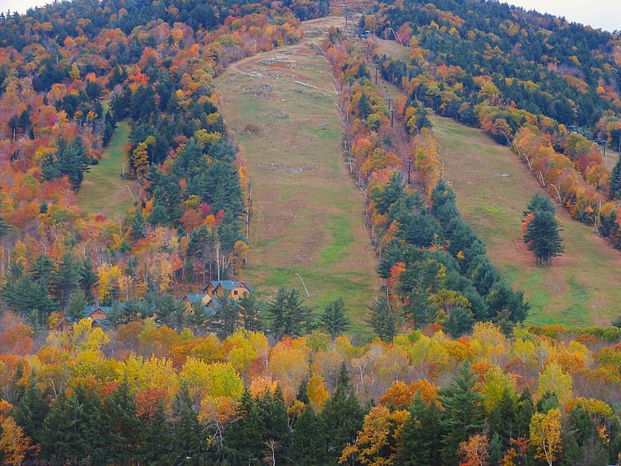Shawnee Peak offseason by sataikasia