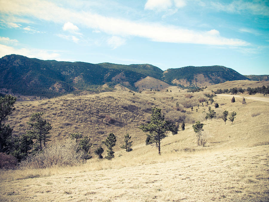 Colorado landscape 2 by sataikasia