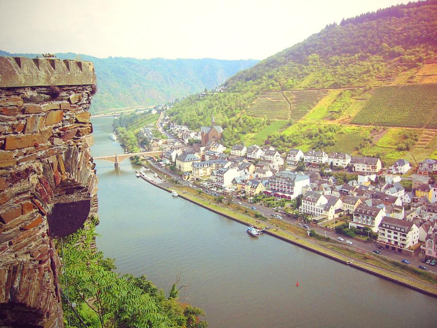 German landscape by sataikasia