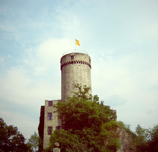 German castle 2 by sataikasia