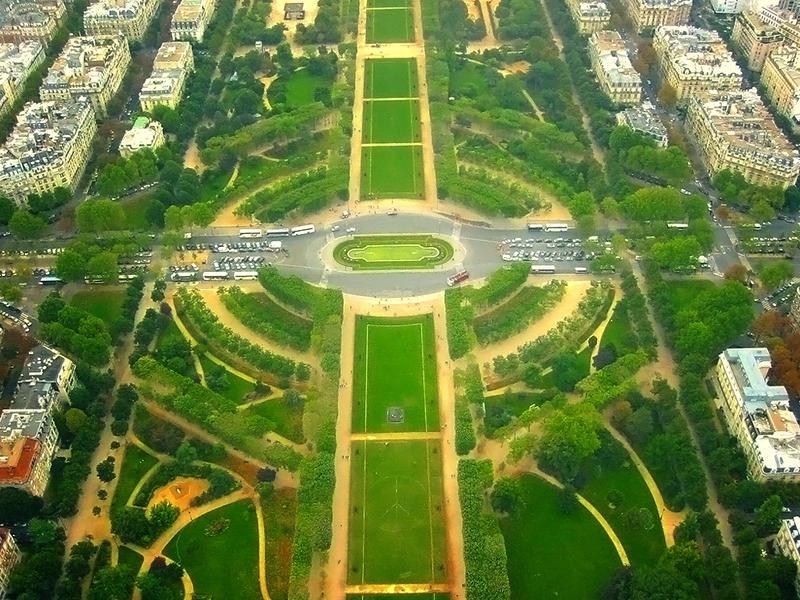 Eiffel Tower view II by sataikasia